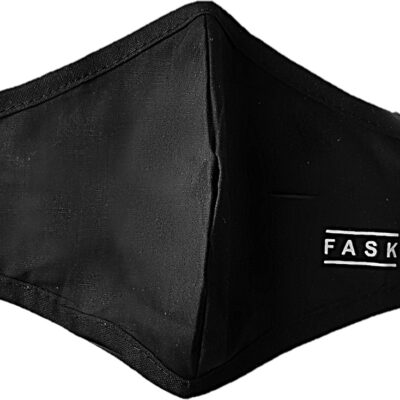 Triple Layered Protective Fask | Buy 100% Cotton Face Covering Mask UK